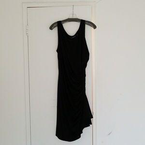 Andrew marc black dress